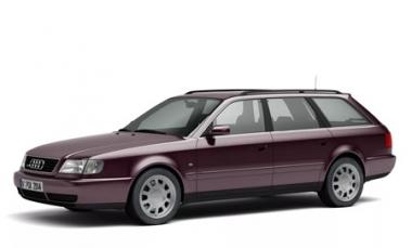 Коврики Eva Audi A6 (C4) 1994 - 1997