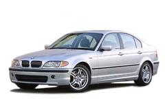 Коврики Eva BMW 3 (Е46) 2WD 1998 - 2005