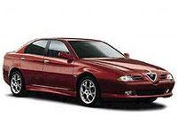 Коврики EVA Alfa Romeo 166 1998-2007