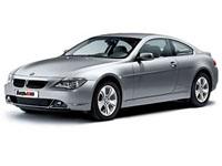 Коврики Eva BMW 6 II (E63/E64) 2003-2010