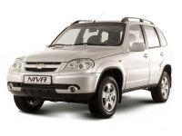 Коврики EVA Chevrolet Niva 2009 - наст. время