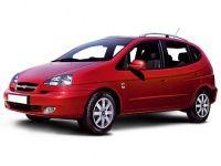 Коврики Eva Chevrolet Rezzo/Tacuma 2004 - 2008