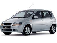 Коврики EVA Chevrolet Aveo 2003 - 2012 (седан)