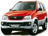 Коврики Eva Daihatsu Terios I 1997-2006