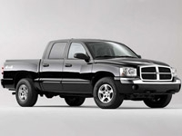 Коврики Eva Dodge Dakota III двойная кабина 2004 -2011