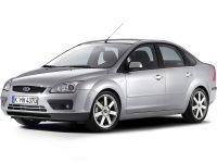 Коврики Eva Ford Focus II 2005 - 2010 (седан)