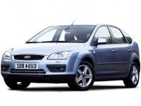 Коврики EVA Ford Focus II 2005 - 2010 (хечбек)