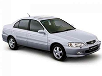 Коврики Eva Honda Accord VI (правый руль)/Honda Torneo 1998 - 2002