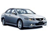 Коврики Eva Honda Accord VII (правый руль) 2003 - 2008