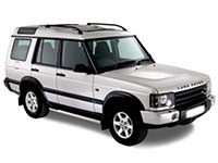 Коврики Eva Land Rover Discovery II 1998 - 2004