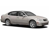 Коврики EVA Lexus GS II 1997 – 2004