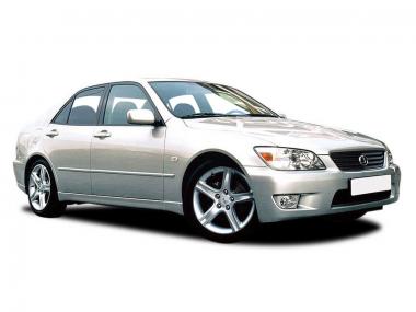 Коврики EVA LEXUS IS - 200 1998-2006