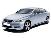 Коврики EVA Lexus GS III 2004 - 2012