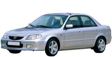 Коврики Eva Mazda 323 VI (BJ) 1998 - 2003