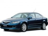 Коврики Eva Mazda 6 (GG) 2002 - 2008
