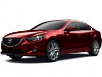 Коврики Eva Mazda 6 III GJ 2012 - наст. время