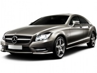 Коврики Eva Mercedes CLS-класс (W218) 2011 - наст. время