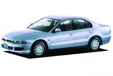Коврики Eva Mitsubishi Galant VIII 1996 - 2006