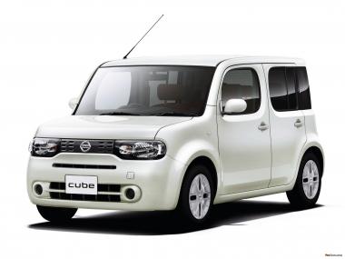 Коврики Eva Nissan Cube III (Z12) 2008 - наст. время