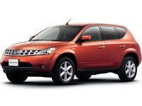 Коврики Eva Nissan Murano (Z50) 2002 - 2008