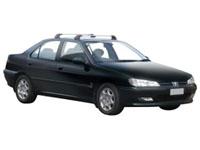 Коврики Eva Peugeot 406 1995 - 2004
