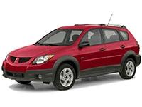 Коврики EVA Pontiac Vibe I 2002 - 2008
