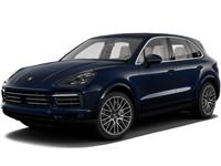Коврики Eva Porsche Cayenne III 2018 - наст. время