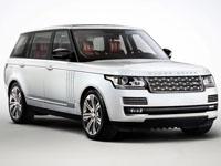 Коврики Eva Range Rover IV 2012 - наст. время (long)