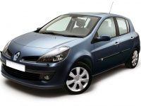 Коврики EVA Renault Clio III 2005 - 2009
