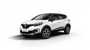 Коврики EVA Renault Kaptur 2016 - 2020