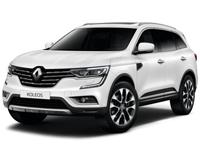 Коврики EVA Renault Koleos 2016 - н.в.