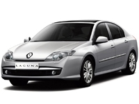 Коврики EVA Renault Laguna III 2007 - н.в