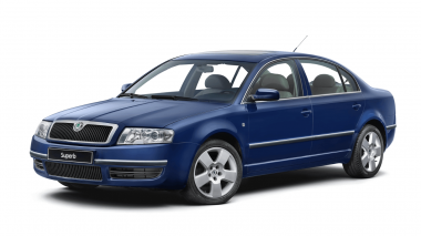 Коврики EVA Skoda Superb 2002 - 2008