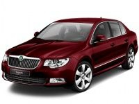 Коврики EVA Skoda Superb 2008 - 2015