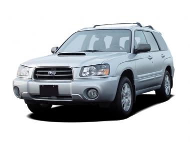 Коврики Eva Subaru Forester III 2008 - 2013
