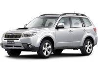 Коврики Eva Subaru Forester V 2018 - наст. время