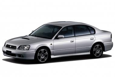 Коврики Eva Subaru Legacy III (правый руль) 1998 - 2003