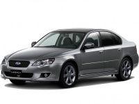 Коврики Eva Subaru Legacy IV (правый руль) 2003 - 2009