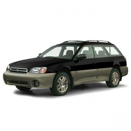 Коврики Eva Subaru Outback II 1999 - 2003