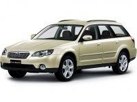 Коврики Eva Subaru Outback III (правый руль) 2003 - 2009
