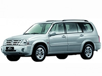 Коврики Eva Suzuki Grand Vitara XL7 (7 мест) 2001 - 2008