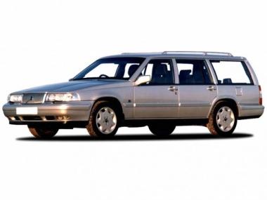 Коврики EVA Volvo S90 I 1996 - 1998