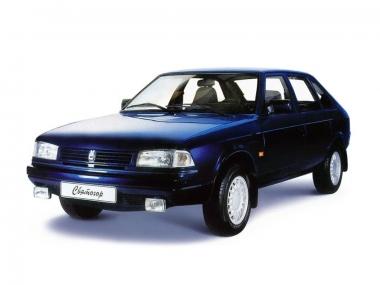 Коврики EVA Москвич Святогор 1997-2002