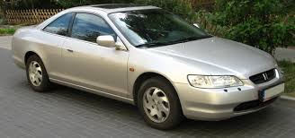 Коврики Eva Honda Accord VI Coupe 1998 - 2002