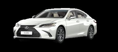 Коврики EVA Lexus ES VII 2018- наст. время