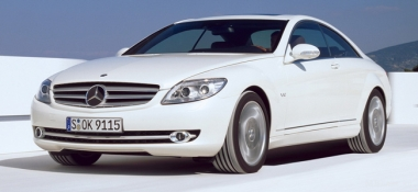 Коврики Eva Mercedes CL-класс (C216) 2006 - наст. время