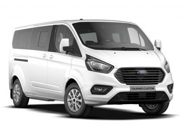 Коврики Eva Ford Transit Custom 2014 - наст. время