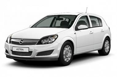Коврики Eva Opel Astra H (хетчбек) 2004 - 2012