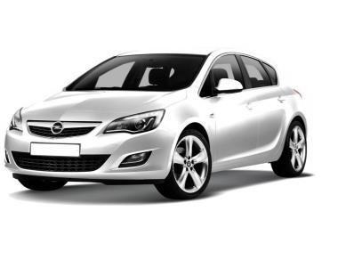 Коврики Eva Opel Astra J (хетчбек) 2010 - наст. время