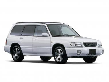 Коврики Eva Subaru Forester I 1997 - 2002 (правый руль)